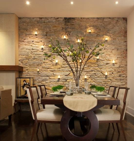 Dining Room Wall Decor - Stylish Dining Room Wall Decoration - harpmagazine.com