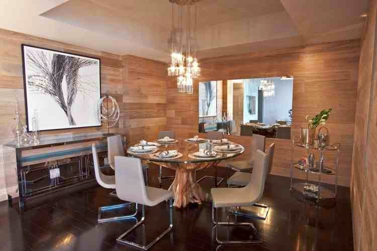 Luxury Dining Room Wall Decor Ideas In Classic Interior Style - harpmagazine.com